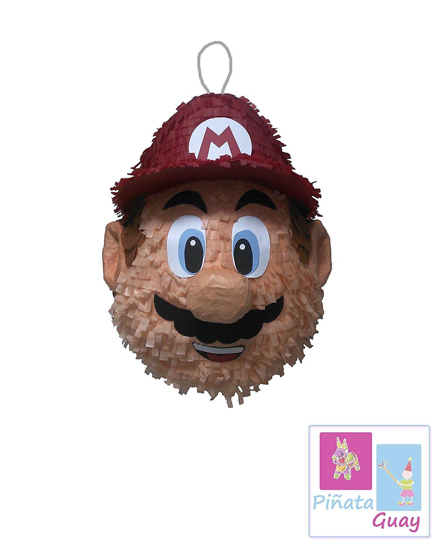 pinata artisanale Mario Bros