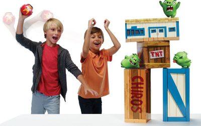 Préparez un goûter d'anniversaire Angry Birds pour enfants de 5 à 7 ans