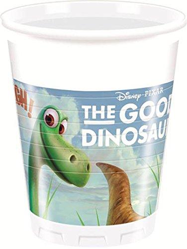Gobelets en plastique le voyage d'Arlo pour anniversaire dinosaure