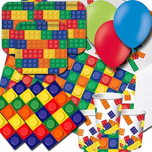 kit anniversaire lego