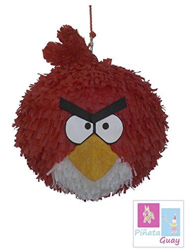 Pinata angry birds faite à la main