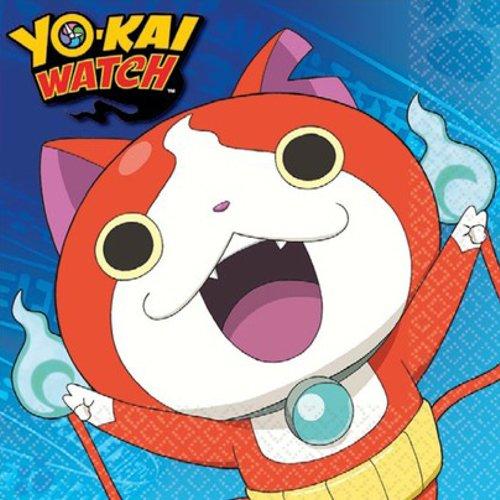 serviettes Yokai watch