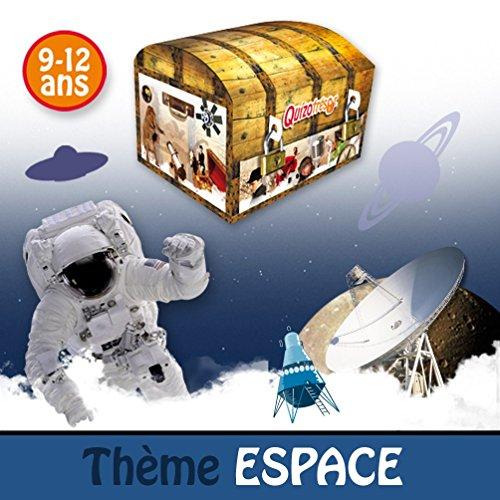 Chasse au trésor thème Espace - enfants 9 à 12 ans