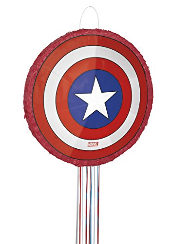 Pinata Captain America Avengers, pinata pas cher Marvel