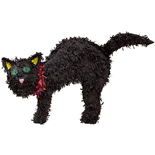 Pinata chat noir, acheter une pinata halloween pas cher