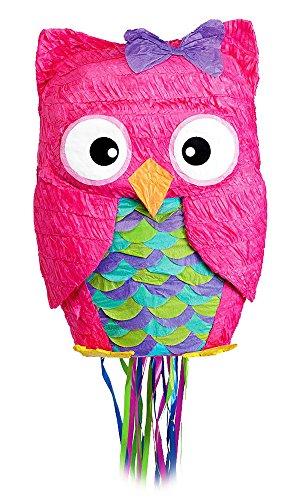 Piñata Chouette, pinata pas cher pour anniversaire