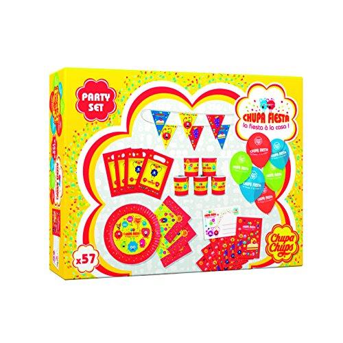 kit anniversaire Chupa Chups à partir de 4 ans
