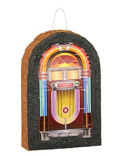 Pinata jukebox, une pinata originale et pas chère pour anniversaire