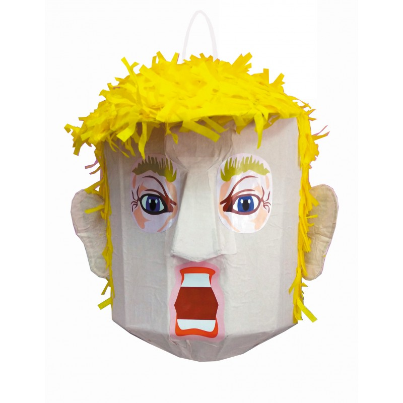 Piñata Donald Trump, acheter une pinata pour adulte