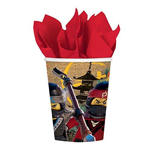 Gobelet LEGO Ninjago, anniversaire garçon pas cher