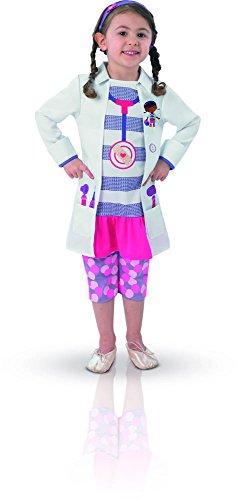 Déguisement Docteur La Peluche, idée cadeau d'anniversaire pour fille