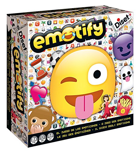 emotify le jeu des emotic nes id e d 39 activit d 39 anniversaire 10 ans. Black Bedroom Furniture Sets. Home Design Ideas