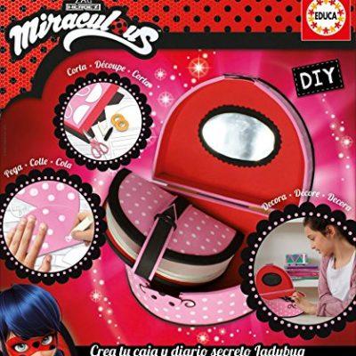 DIY Journal Intime Miraculous Ladybug, idée cadeau d'anniversaire fille