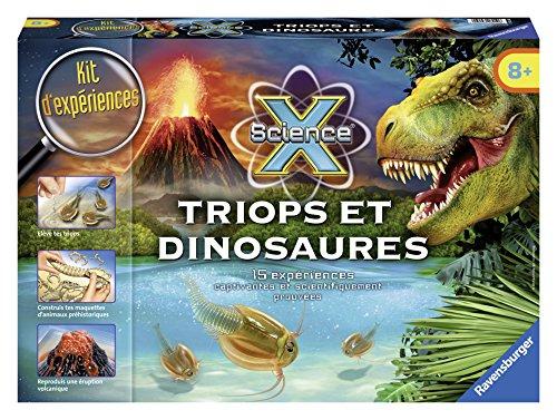 Triops Et Dinosaures - Maxi Science X, cadeau d'anniversaire pour garçon