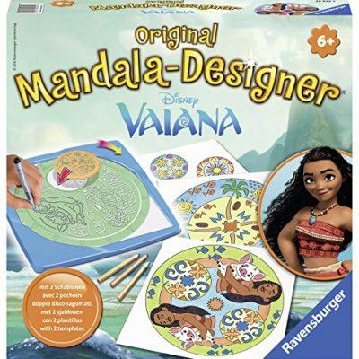 Mandala Designer - Vaiana La Princesse Du Bout Du Monde