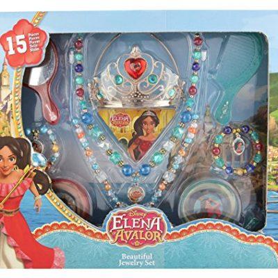 Set de bijoux Elena d'Avalor, idée cadeau d'anniversaire fille 5 ans et plus