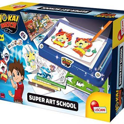 Yokai Watch Super Art School, idée cadeau d'anniversaire garçon 4 ans